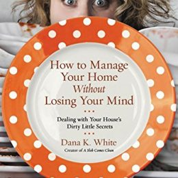 How to Manage Your Home Without Losing Your Mind eBook Only $0.99! (Reg. $17!)