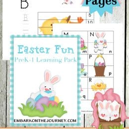 Free Easter Fun Learning Pack (30+ Pages)