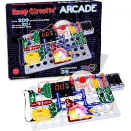 Snap Circuits Arcade Electronics Discovery Kit Only $43.62! (Reg. $65!)