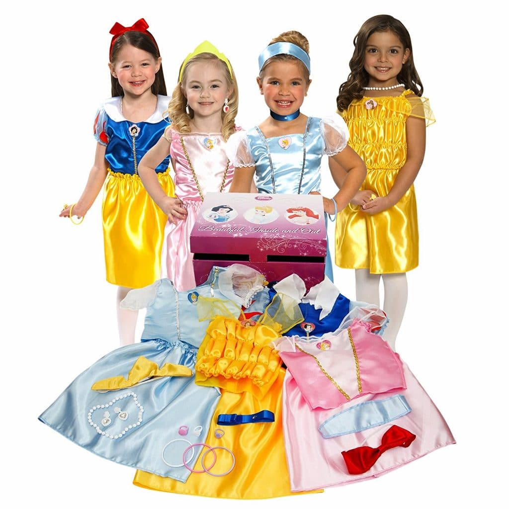 Disney Princess Dress Up Trunk Only $17.99 - Today Only! (Reg. $30!)