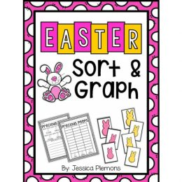 Free Easter Sort & Graph Printables