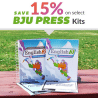 15% Off Select BJU Press Homeschool Kits