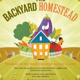 The Backyard Homestead eBook Only $1.99! (Reg. $18.95!)