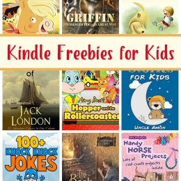 12 Free Kindle Books for Kids: Handy Horse Projects, The Book of the King, & More!