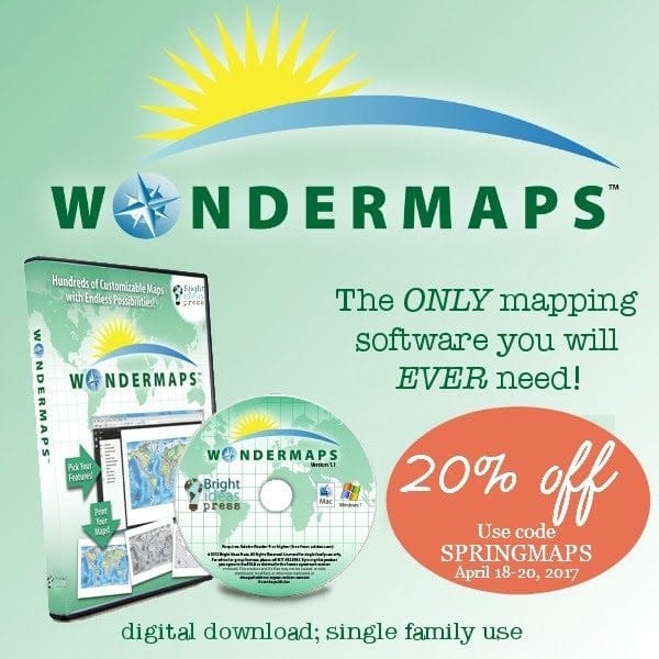 20% Off WonderMaps - Limited Time!