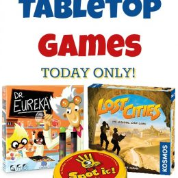 40% Off Tabletop Games – Lots of Fun Options!
