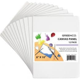 8×10 Canvas Panel 12 Pack Only $11.89! (50% Off!)