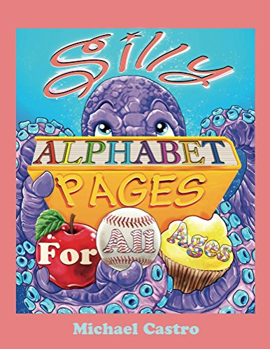 Silly Alphabet Pages