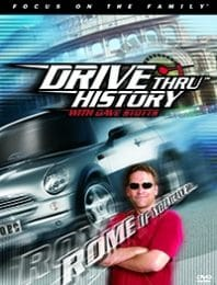 Freebie – Drive Thru History – Streaming of all 12 episodes of Ancient History, plus the first episode of The Gospels!