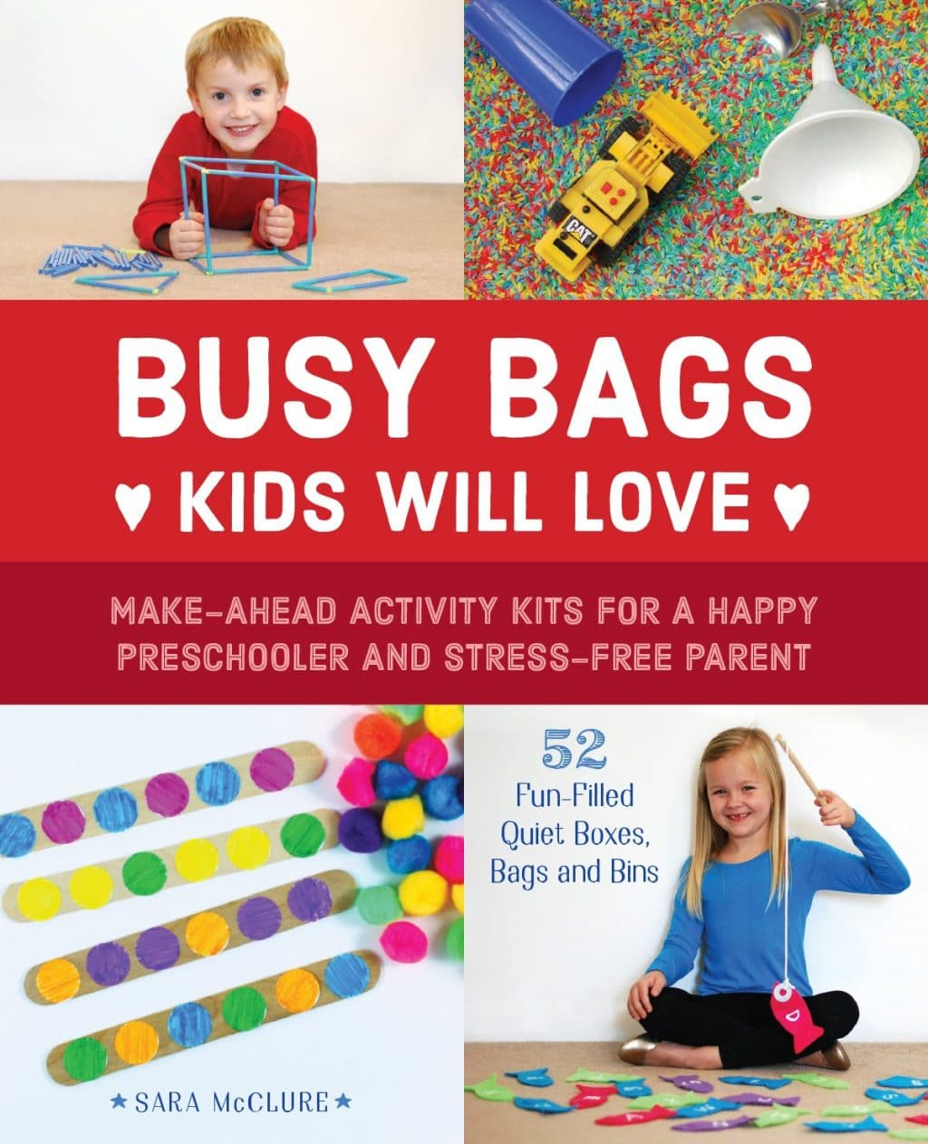 Busy Bags Kids Will Love Book Only $11.16! (30% Off)