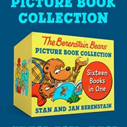 The Berenstain Bears Kindle Picture Book Collection Only $3.99! (16 Books!)