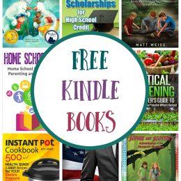 16 Kindle Freebies: Amazing Snowman Duel, Instant Pot Cookbook, & More!