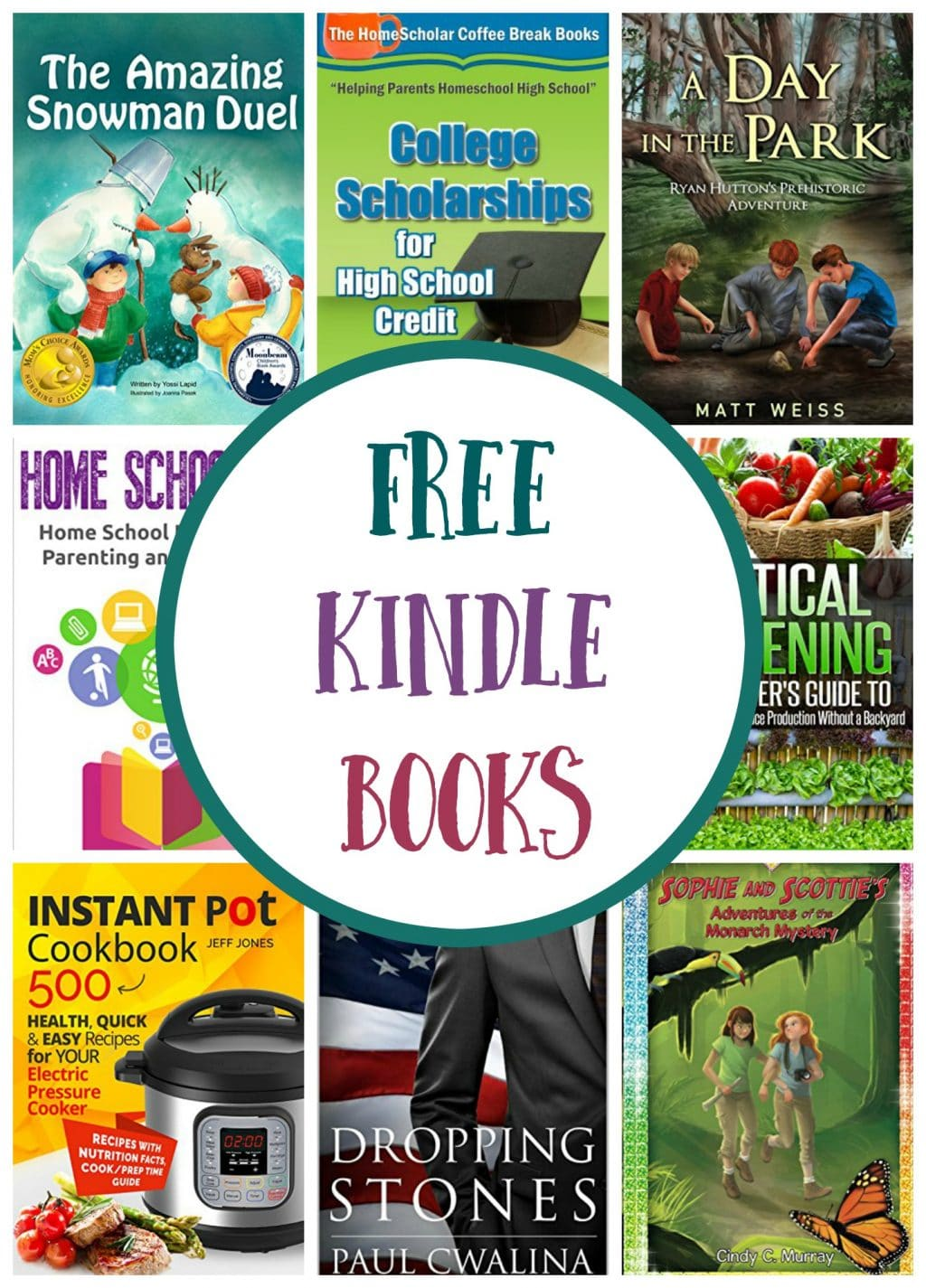16 Kindle Freebies
