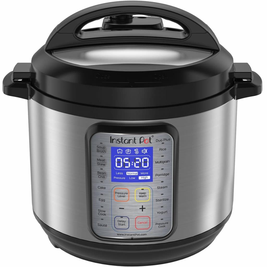 Instant Pot 6 Quart Duo Plus 9-in-1 Pressure Cooker Only $74.95 - TODAY ONLY!