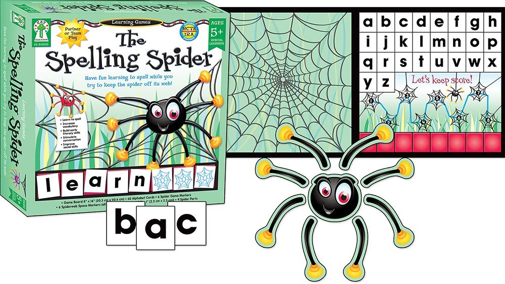 The Spelling Spider