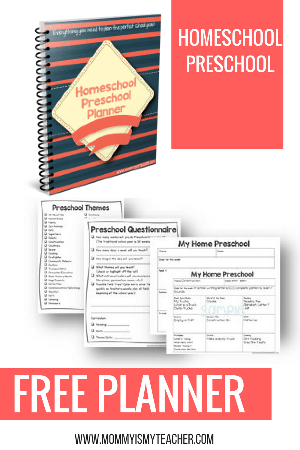 It's just a picture of Crazy Free Printable Homeschool Planner 2020-2020