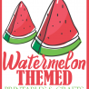 Free Watermelon Themed Printables & Crafts