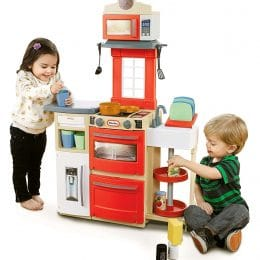 Little Tikes Cook 'n Store Kitchen Playset Only $46.20! (Reg. $70!)