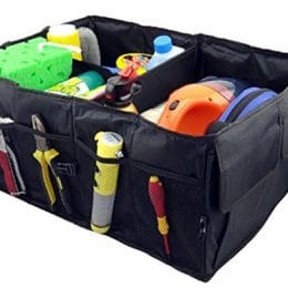 Multipurpose Collapsible Trunk Organizer Only $10.99! (Reg. $26!)