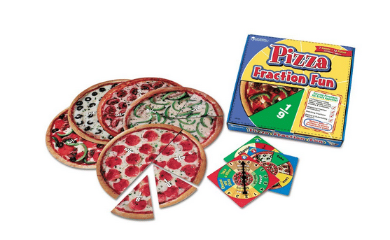 Pizza Fraction Fun