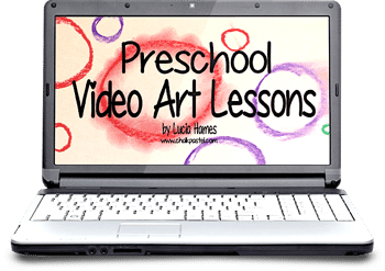50% Off Preschool Chalk Pastel Video Art Lessons - Today Only!