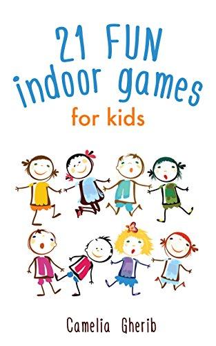 21 Fun Indoor Games for Kids