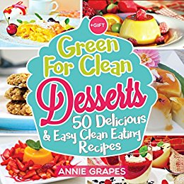 Green for Clean Desserts
