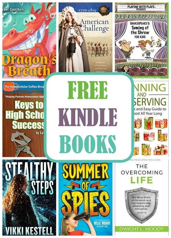 18 Kindle Freebies: Dragon's Breath, American Challenge, & More!