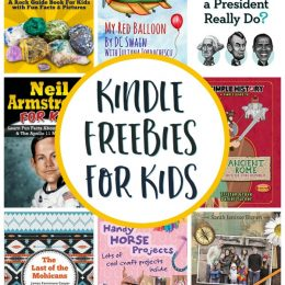 17 Free Kindle Books for Kids