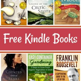 18 Kindle Freebies: Little Library Mouse, Spanish for Beginners, & More!