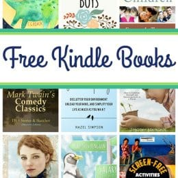 18 KINDLE FREEBIES: Andersen's Fairy Tales, Jo's Boys, & More!