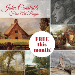 Free John Constable Fine Art Pages
