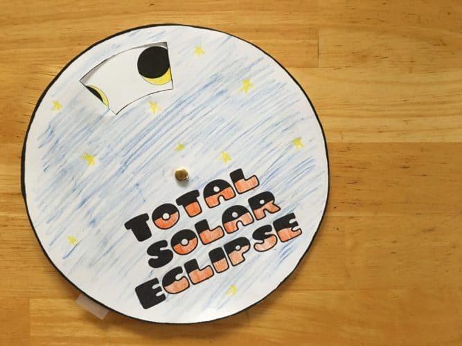 Free Solar Eclipse Mini-Book