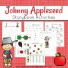 Free Johnny Appleseed Printables