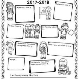 Free First & Last Day of Homeschool Printables