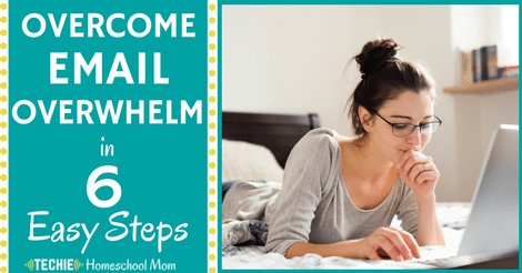Free Overcome Email Overwhelm Challenge