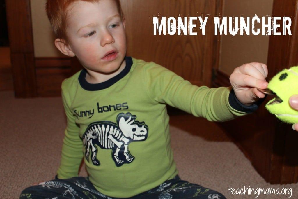 The Money Muncher