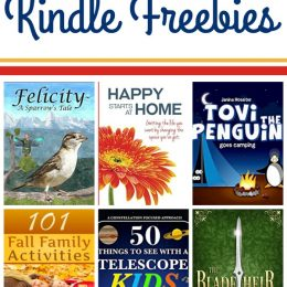 12 Free Kindle Books: Pinocchio, Landscape Photography, & More!