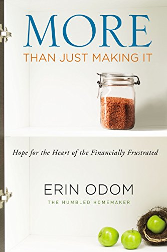 More Than Just Making It eBook Only $3.99! (60% Off!)