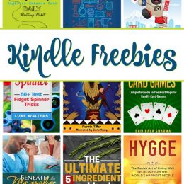 19 Free Kindle Books: Scholarships Made Easy, Beneath the Magnolias, 5 Ingredient Cookbook, & More!