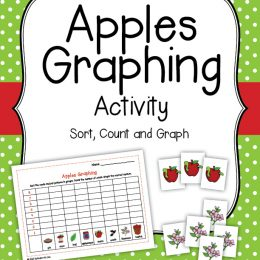 Free Apple Graphing Activity