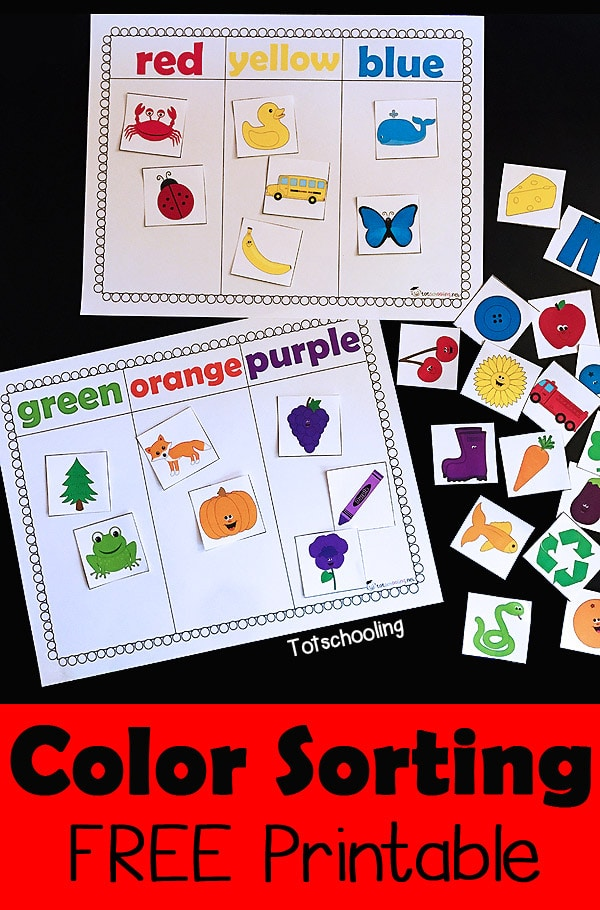 On the Button: Grouping and Sorting | Worksheet | Education.com