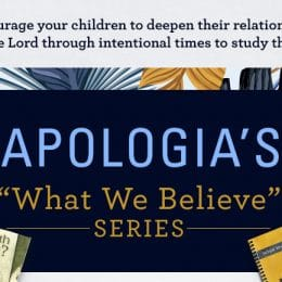 33% Off Apologia's What We Believe Curriculum