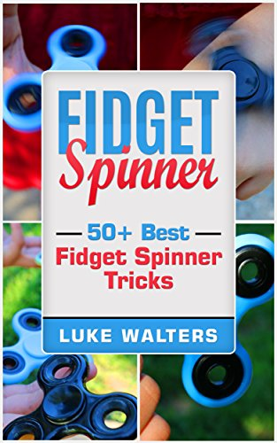 Fidget Spinner Trick Book