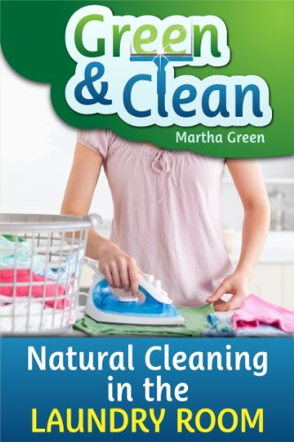 Green & Clean in the Laundry Room
