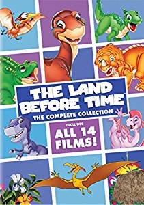 The Land Before Time Complete Collection Only $22.99! (Reg. $60!)