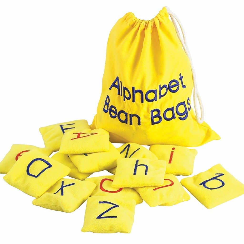 Alphabet Beanbags Only $24.32! (30% Off!)