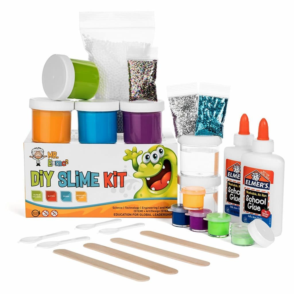 Homemade Slime Kit Only $24.97! (Reg. $35!)