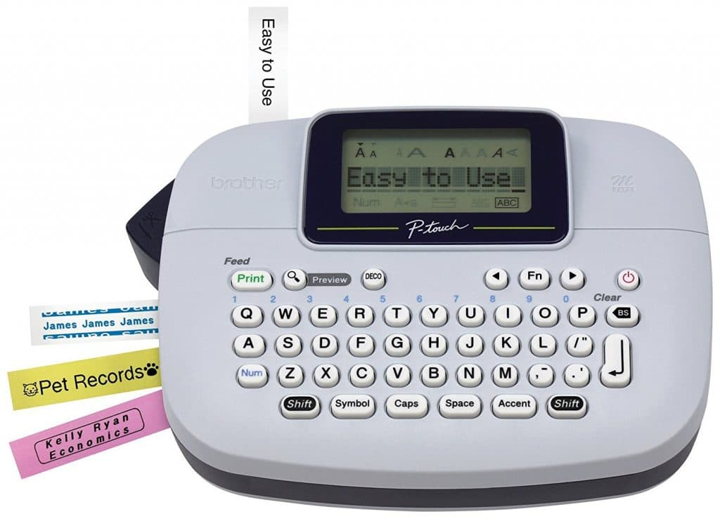 Brother P-Touch Label Maker Only $9.99! (Reg. $26.49!)