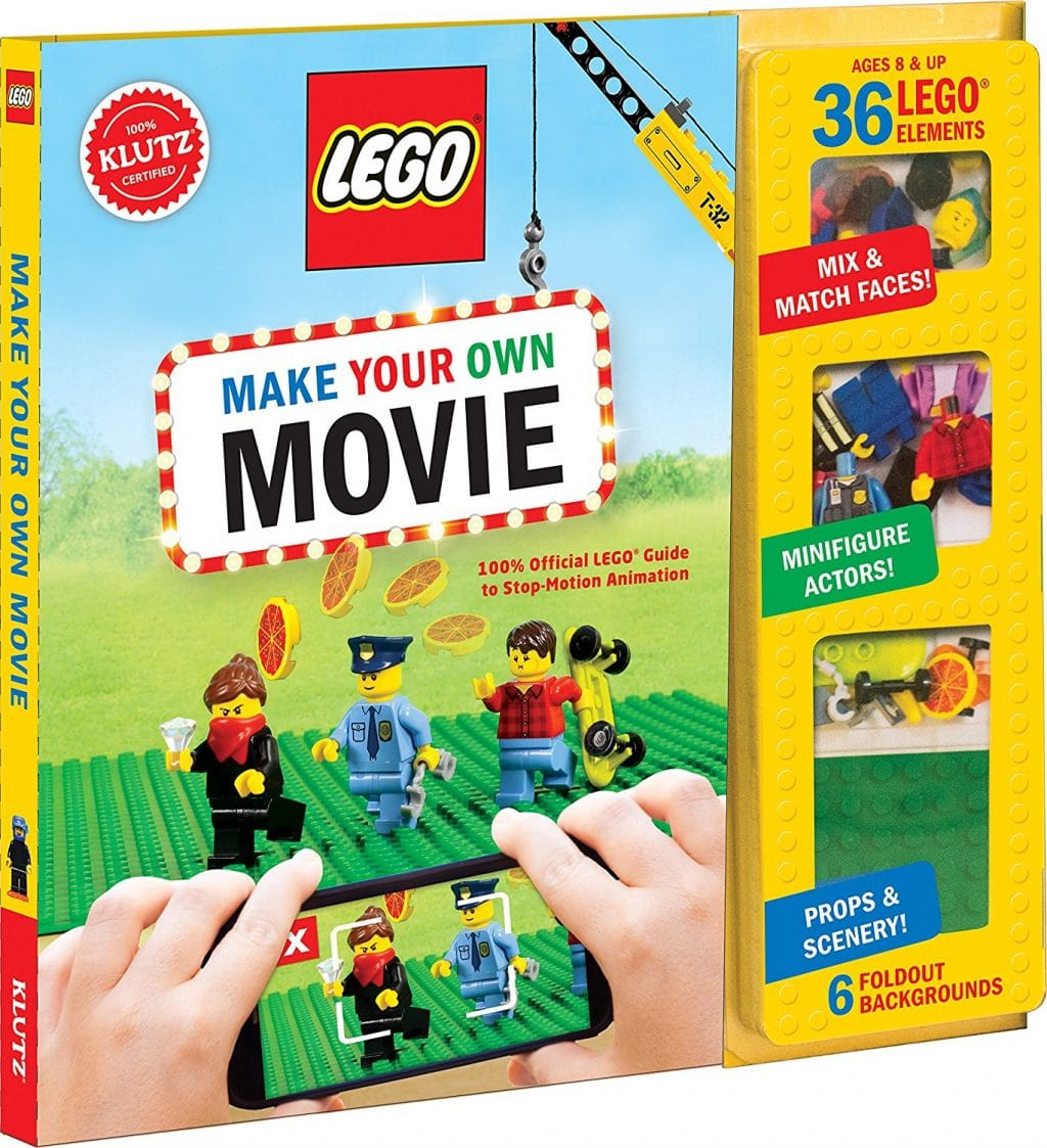 LEGO Make Your Own Movie Kit Only $18.69! (25% Off!)